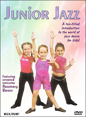 JUNIOR JAZZ - DVD