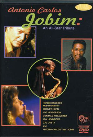 ANTONIO CARLOS JOBIM - AN ALL-STAR TRIBUTE - DVD