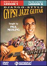 Learn to Play Django-Style Gypsy Jazz Guitar - 2 DVD Set