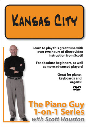 The Piano Guy 1-on-1 Series – Kansas City - DVD