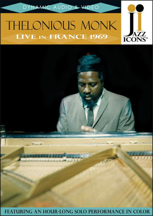 Jazz Icons: Monk In France
