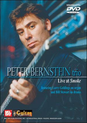 PETER BERNSTEIN TRIO - DVD