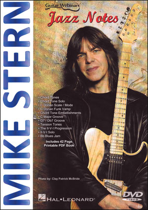 Mike Stern - Jazz Notes DVD