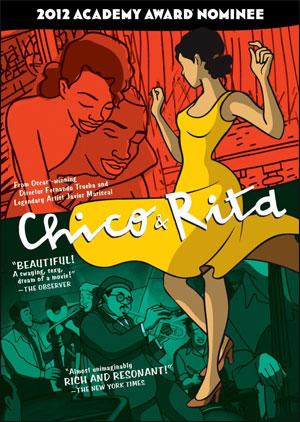 Chico & Rita - DVD