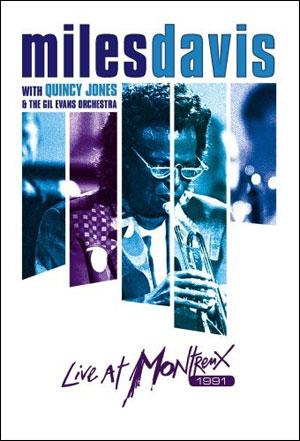 MILES DAVIS - LIVE AT MONTREUX 1991
