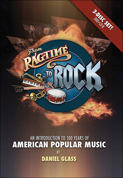 FROM RAGTIME TO ROCK - DVD