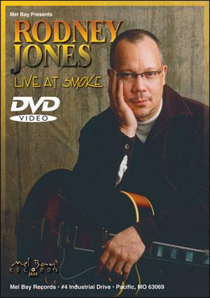 RODNEY JONES DVD