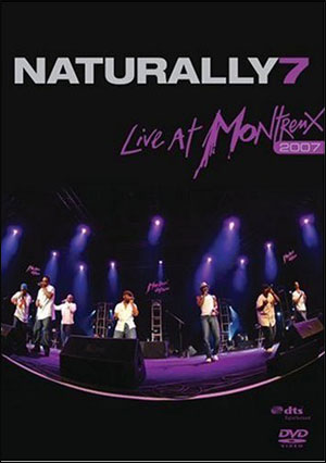 NATURALLY - LIVE AT MONTREUX