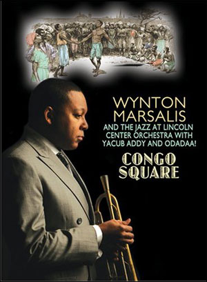 WYNTON MARSALIS - CONGO SQUARE