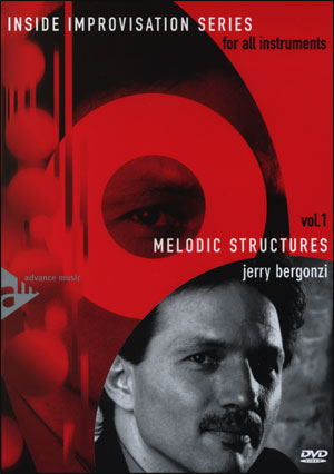 MELODIC STRUCTURES- DVD