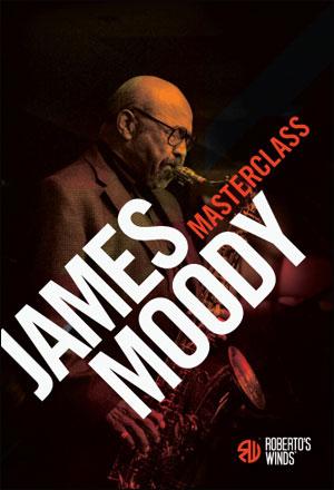 Sax Masterclass - James Moody