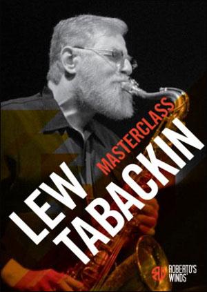 Sax Masterclass - Lew Tabackin