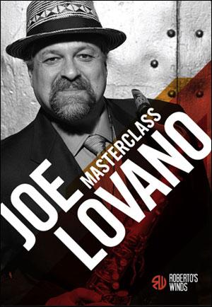 Sax Masterclass - Joe Lovano