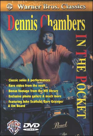 DENNIS CHAMBERS-IN THE POCKET