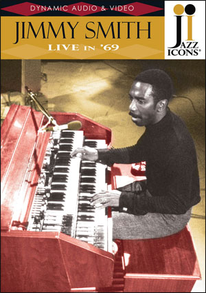 ICONS: JIMMY SMITH DVD