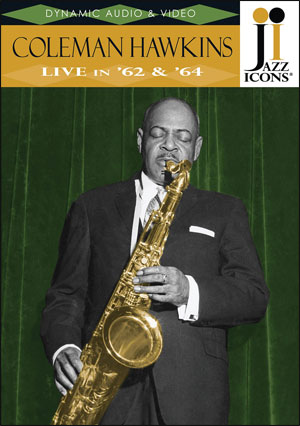 ICONS: COLEMAN HAWKINS  DVD
