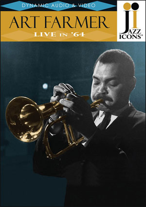 ICONS: ART FARMER DVD