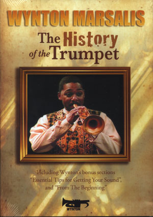 Wynton Marsalis - The History of the Trumpet - DVD