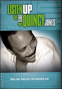 LISTEN UP - QUINCY JONES