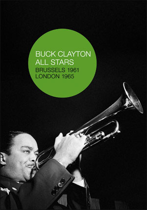 BUCK CLAYTON ALL STARS DVD