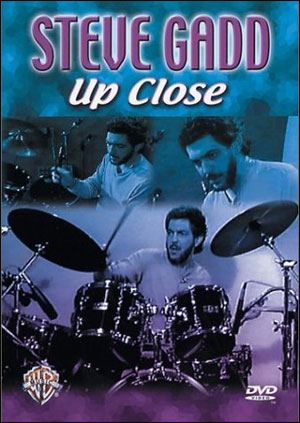 STEVE GADD - UP CLOSE DVD*
