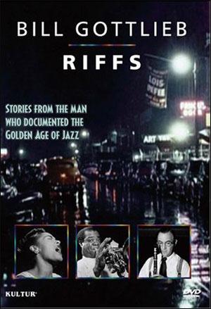 BILL GOTTLIEB - RIFFS DVD