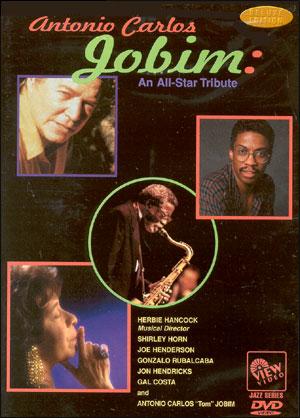 JOBIM TRIBUTE - DVD