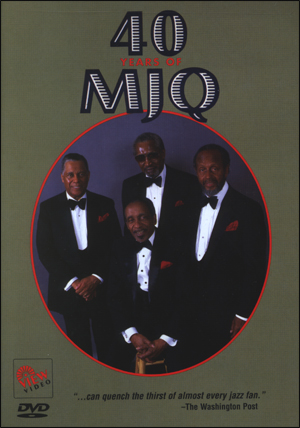 40 YRS OF M.J.Q. - DVD