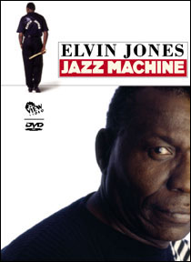 ELVIN JONES: JAZZ MACHINE -DVD