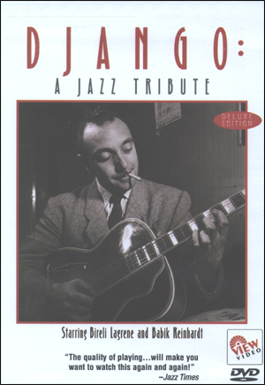 DJANGO: A JAZZ TRIBUTE DVD