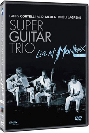 SUPER GUITAR TRIO-MONTREUX '89