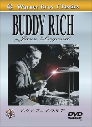 B. RICH JAZZ LEGEND #1 & 2 DVD