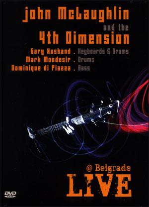 JOHN MCLAUGHLIN& 4TH DIMENSION