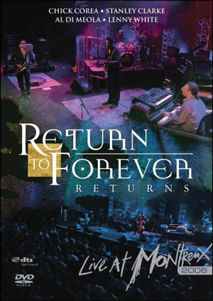 RETURN TO FOREVER RETURNS