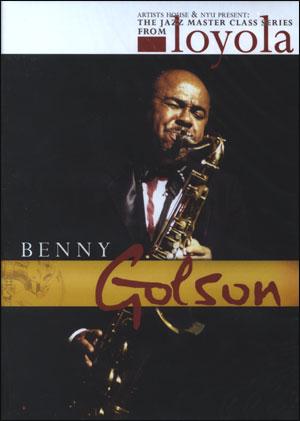 NYU SERIES - BENNY GOLSON DVD