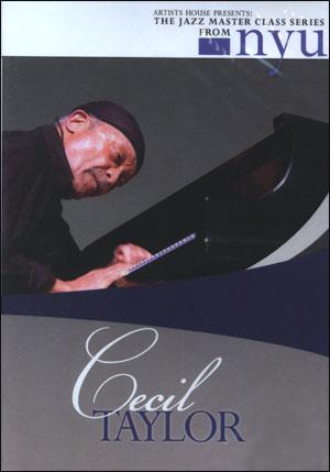 NYU SERIES - CECIL TAYLOR DVD