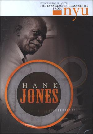 NYU SERIES - HANK JONES DVD