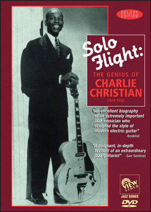 CHARLE CHRISTN-SOLO FLGHT DVD