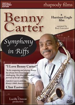 BENNY CARTER-SYMPHONY IN RIFFS