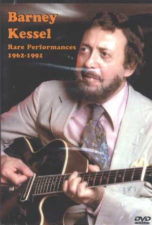 BARNEY KESSEL DVD