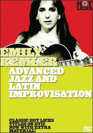 Emily Remler – Advanced Jazz and Latin Improvisation - DVD