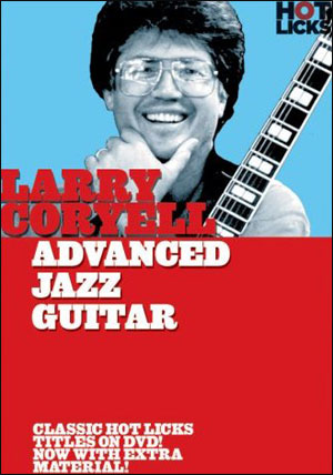 LARRY CORYELL-ADV. JAZZ GUITAR