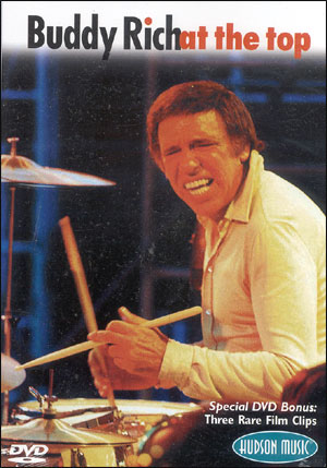 BUDDY RICH AT TOP-DVD