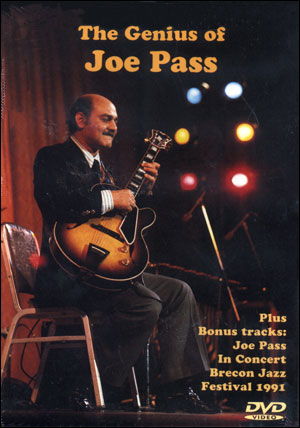 GENIUS OF JOE PASS-DVD