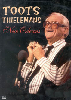 T. THIELMAN IN NEW ORLNS - DVD