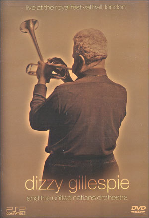 DIZZY & THE U.N. ORCH - DVD