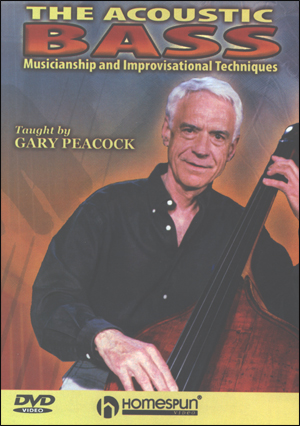The Acoustic Bass - DVD