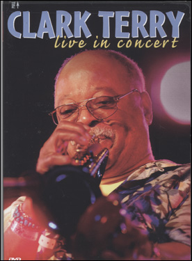 CLARK TERRY IN CONCERT-DVD