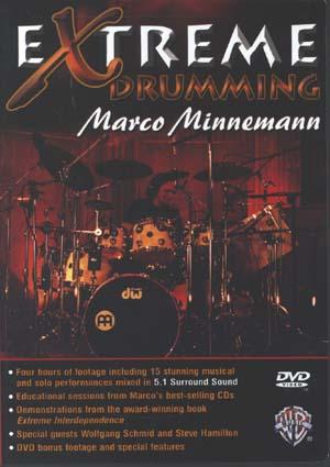 EXTREME DRUMMING -DVD