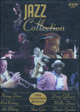 JAZZ COLLECTION --JAZZ SERIES